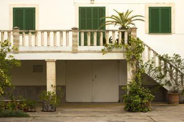Majorca's building style