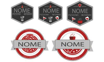 Logo ristorante esempi
