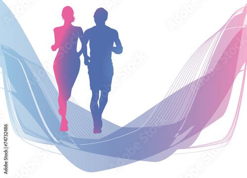 coppia corsa