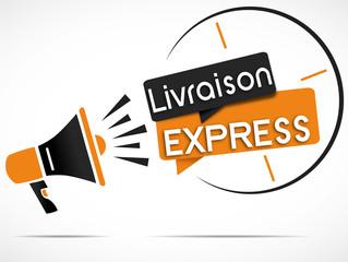 megaphone : livraison express