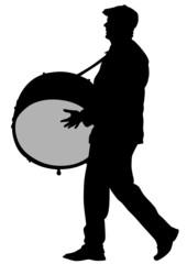 Drum parade