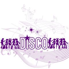 background disco