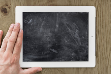 tablet pc blackboard