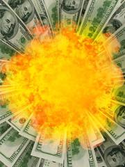 Explosion of money
