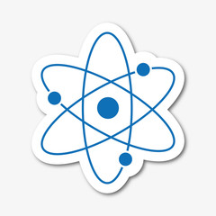 Logo atome.