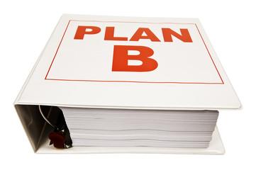 Plan B Binder
