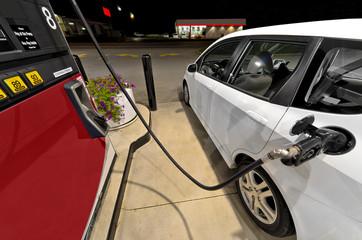 Purchasing Gasoline