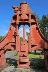 Steam Hammer, Bleinavon