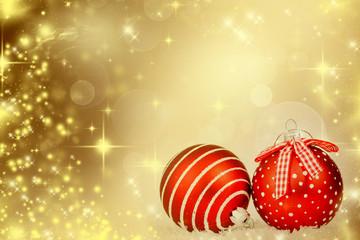 Christmas decorations and holiday lights