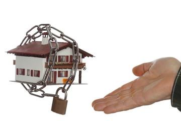 versichertes Haus