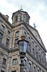 Amsterdam, Koninklijk Paleis - Olanda