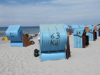 Strandkörbe – Ostsee