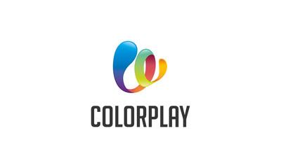 Color Play Logo
