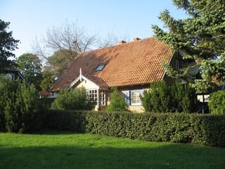 Уютный домик в деревне