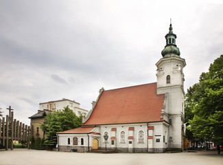 Church of the Blessed Virgin Mary - Patroness of Poland