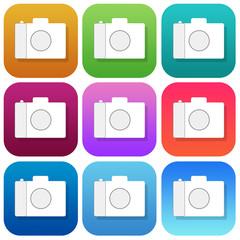 Icona Fotografia iOs