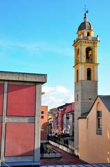 glimpse in chiavari, Genoa, Italy