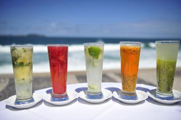 Caipirinha, Brazil's naional cocktail, Rio de Janeiro
