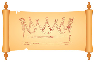 Monarchical crown