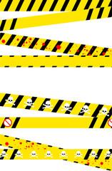 立入禁止 テープ