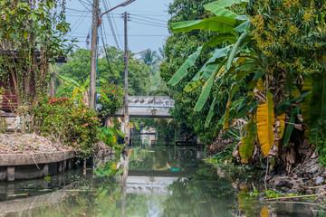 Amphawa bangkok backwaters Thailand