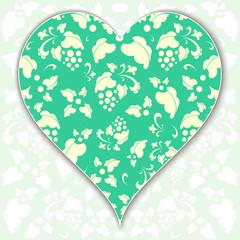 heart, Valentine,vector illustration