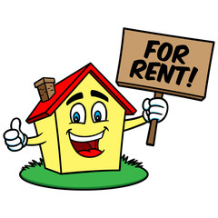 Cartoon House - For Rent