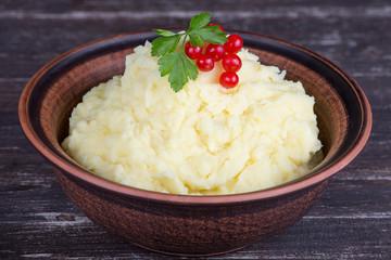 Ukrainian national dish is mashed potatoes