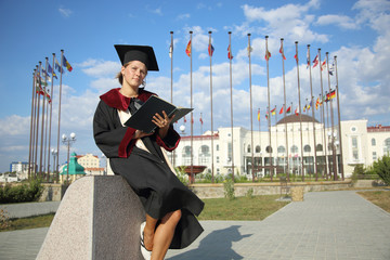 graduate of the International University