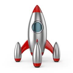 rocket spaceship successful startup
