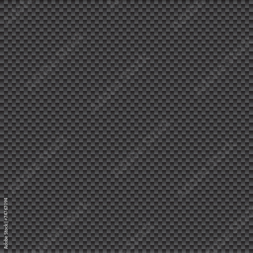 Black carbon fiber seamless pattern design