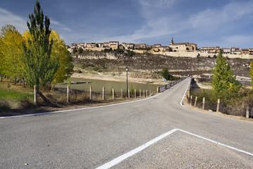 Maderuelo. Segovia