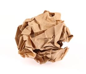 Paper rubbish