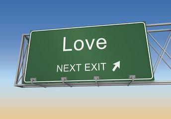 love sign