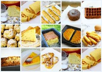 """composition """"dessert,pâtisserie maison"""""""