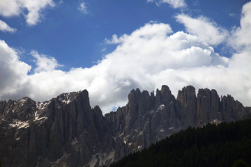 Dolomiti Latemar,Trentino Alto Adige