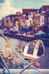 Holland Canal Scene