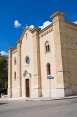 Church of Consolazione. Altamura. Puglia. Italy.
