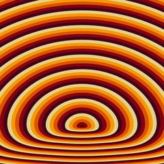 Growth rings, illustration