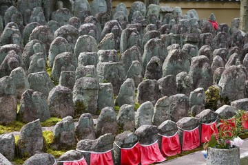 Japan - Daitokuji temple stones