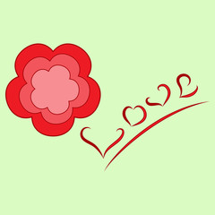 Flower-and-Love