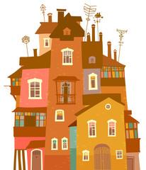Old quaint house