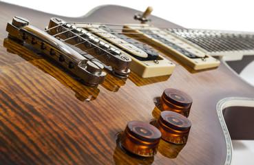 Detalle de guitarra