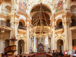 Interior Of Baroque Church Of St. Nicholas - Old Town Square in