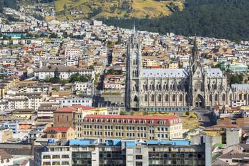Downtown of Quito, Ecuador