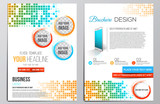 Fototapety Brochure Design Template