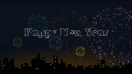 Happy New Year with Typo