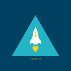 Startup new business project