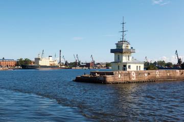 Kronstadt port