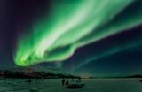 Fototapeta Polarlichter